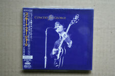 VARIOUS - CONCERT FOR GEORGE  - 2 JAPAN CD OBI BOX SET DELUXE EDITION