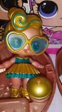 LOL SURPRISE DOLL 24K GOLD LUXE SERIES 2 WAVE 2 GLITTERATI *NEW* ULTRA-RARE