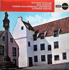 ECS 609 Richard Strauss Don Quixote Clemens Krauss DECCA Eclipse NM/EX