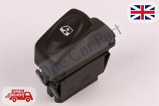 6 PINS Electric Master Window Control Switch For Renault Clio II Megane I Kangoo