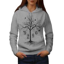 Jaula fantástico árbol de mujer con capucha Nueva | wellcoda