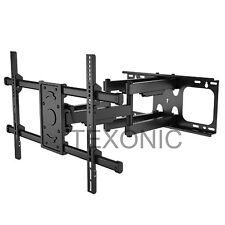 "Full Motion Slim TV Wall Mount Bracket LCD  Plasma 37""-70"""