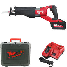 Milwaukee M18 Fsx-121c Seghetto Cordless con 1x12 0ah Batteria e Caricatore