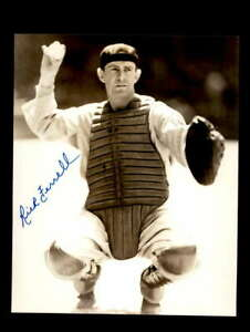 Rick Ferrell Hand Signed 8x10 Photo Autograph Boston Red Sox