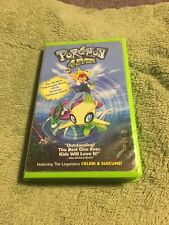 Pokemon 4Ever (VHS, 2003)