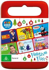 ABC Kids: Festive Fun * NEW DVD * (Region 4 Australia)