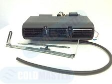 UNIVERSAL UNDER DASH EVAPORATOR 12V (Black)  405-100