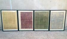 4 Fogli di carta DEL 700 REMONDINI PER LEGATURE DI LIBRI ANTICHI