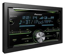 Pioneer FH-X730BT Double Din Car Stereo CD MP3 USB Bluetooth Iphone Android
