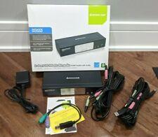 Iogear Gcs1792 2-Port Hdmi Multimedia Kvmp Switch with Audio