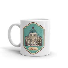 Rome Rustic High Quality 10oz Coffee Tea Mug #4208