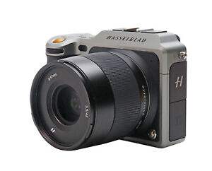 Hasselblad X1D 50C Mirrorless Medium Format Digital Camera + 45mm f3.5 XCD Lens