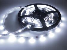 SMD LED Endlosband Stripe 5m 12V inkl. 230V Netzteil Kürzbar Superhell weiß