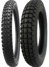 Shinko Competition Trials Tyres – F544 & R545 Pair