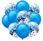 "25 Pcs12"" Metallic Pearl Confetti Latex Balloons For Wedding Birthday Party Uk"