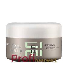 Wella EIMI Grip Cream weiche, flexible Stylingcreme für jedes Haar, 75 ml