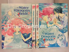 Water Dragon's Bride Volumes 1-5 english paperback by Rei Toma Paperback Book