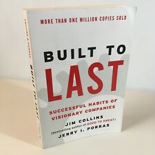 Built to Last by Jim Collins & Jerry I. Porras*Free Shipping/Each Added Trade PB