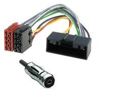 Câble adaptateur autoradio connecteur faisceau ISO pour FORD fiesta  - c-max / O