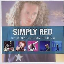 Original Album Series von Simply Red (2011)