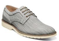 Stacy Adams Eli Plain Toe Oxford Casual Shoes Canvas Gray  25237-020