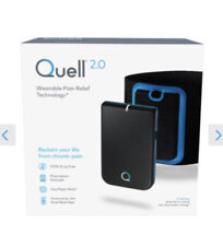 Quell 2.0 Wearable Pain Relief Technology 2020 Version (brand New) W/travel Bag
