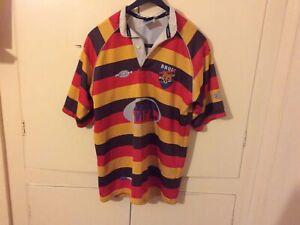 Bicester RUFC Men's Short Sleeve Rugby Shirt size 38-40