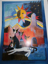 Rosina Wachtmeister  HANGING OUT  50x70cm  SPECIAL EDITION