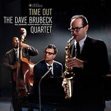 Time Out by Dave Brubeck/The Dave Brubeck Quartet (Vinyl, Oct-2016, Jazz Images)