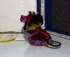 Swarovski  2011 - 2012  CIRCUS Lion Leo - 1079591  NEW MINT IN BOX