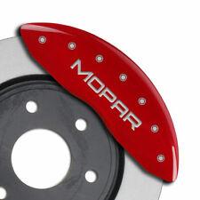 Mgp Caliper Covers Set Of 4 Mopar Engraving For 2011 2014 Chrysler 200 Red