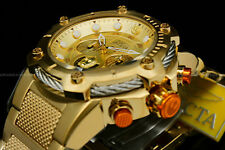 Invicta Star Wars C3PO Men's 50mm Bolt Limited Edition 18 K Gold PlatedS.S Watch