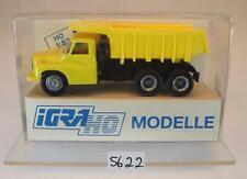 IGRA 1/87 Nr. 607 Tatra T 148 Kipper Baukipper gelb OVP #5622