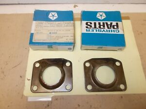 Mopar/Mitsubishi NOS Axle Shaft Bearing Outer Retainers 71-74 Dodge Colt