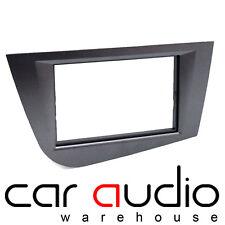 Seat Leon Mk2 05-09 Car Stereo Double Din Fascia Panel Galena  CT24ST30