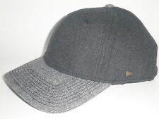 New Era EK EARLIGOLD Flannel Hat Charcoal Large ($35) WOOL Cap EXTREMELY RARE