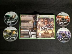 Lost Odyssey - Microsoft Xbox 360 - No Manual - Tested & Working