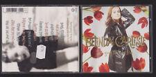 BELINDA CARLISLE CD ALBUM LIVE YOUR LIFE BE FREE