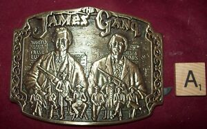 AWARD DESIGN MEDALS PRESENTS THE JAMES GANG FIRST EDITION [042]