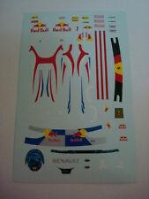 SEBASTIAN VETTEL F1 WORLD CHAMPION 2011 1/18 SCALA DECALS FIGURE