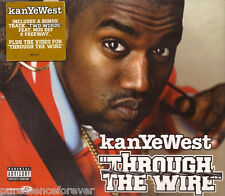 KANYE WEST - Through The Wire (UK 4 Track Enh CD Single)