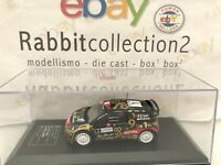 "DIE CAST "" CITROEN DS3 WRC FRANCE 2013 SEBASTIEN LOEB "" DIECAST CLUB  1/43"