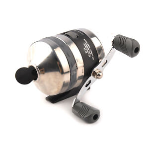 Compound Bow Fishing Spinning Reel & Base For Fishing Archery Hunting Shooting