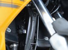 Honda XL700V Transalp 2008 onward R&G Racing Radiator Guard RAD0163BK Black
