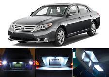 LED for Toyota Avalon Xenon White License Plate/Tag LED Lights Bulbs (2 pcs)