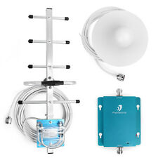 For AT&T Verizon 3G 4G 850MHz Mobile Phone Signal Booster Repeater Amplifier Kit