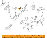 NISSAN OEM 07-13 Altima 2.5L-L4 Exhaust Manifold-Manifold Cover 16590JA03B