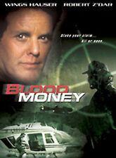 BLOOD MONEY (DVD) New sealed oop 2004 Action Thriller Robert Z'Dar Wings Hauser