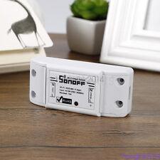 Sonoff Smart Timer Feuchtigkeit WiFi Smart Home Automation Schalter Steckdose