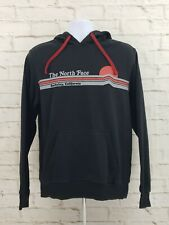 The North Face Berkeley California Hoodie Pullover Mens Small Black Graphic